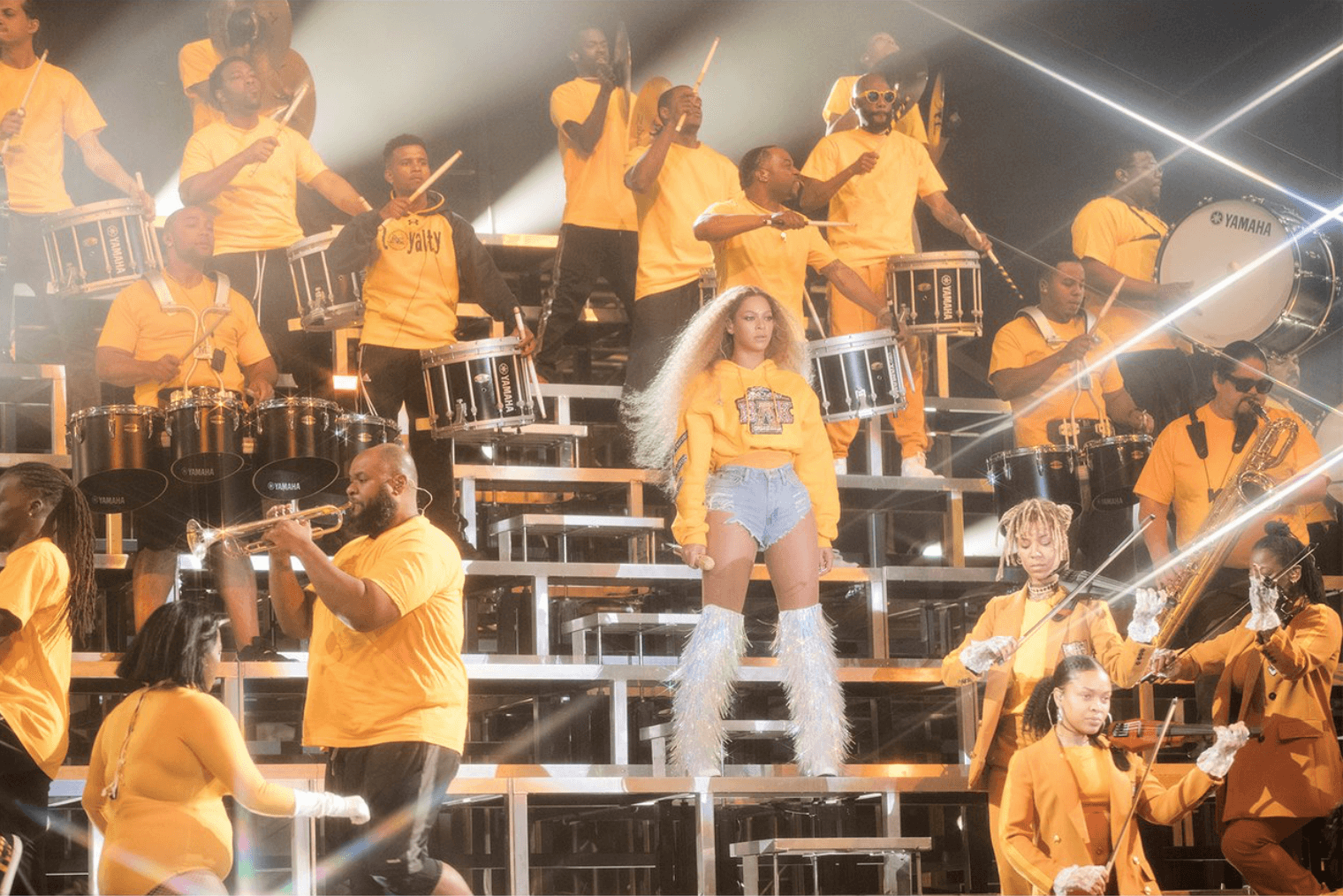 How To Apply for Beyoncé's Coachella Scholarship