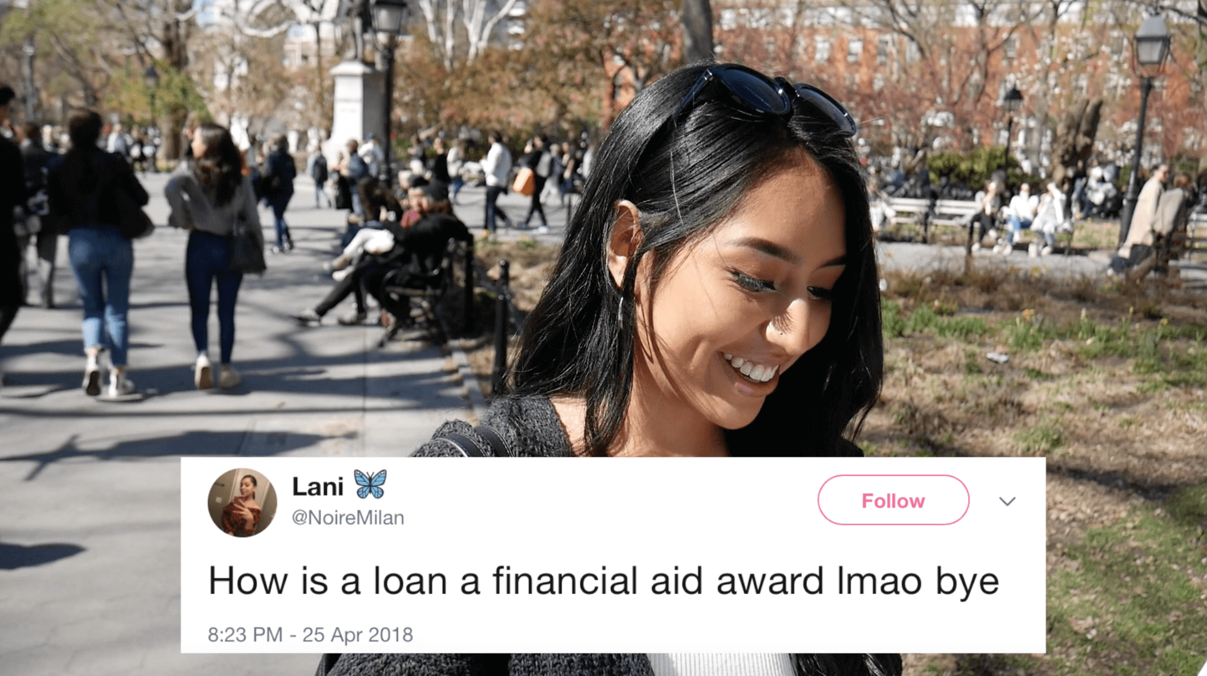 These Mean Tweets About Financial Aid Are Straight Savagery