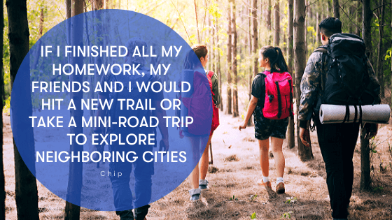 Hit hiking trails and explore new cities